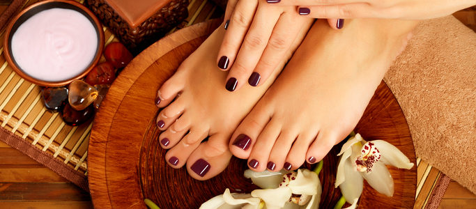 Find the Best Nail Salon in Garland at Buckingham Plaza