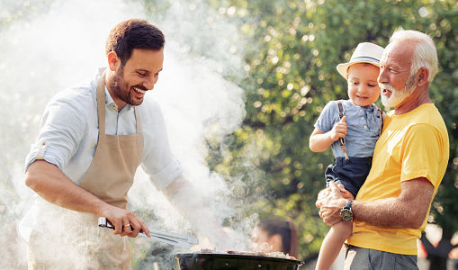 Celebrate National Grilling Month with Grill Ideas from Buckingham Plaza